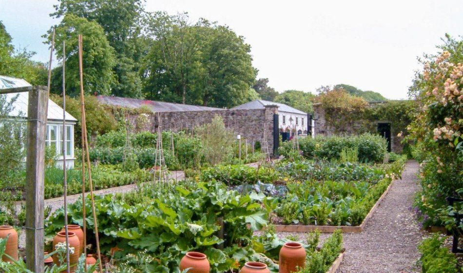 Ballynatray Estate - Vegetable Garden
