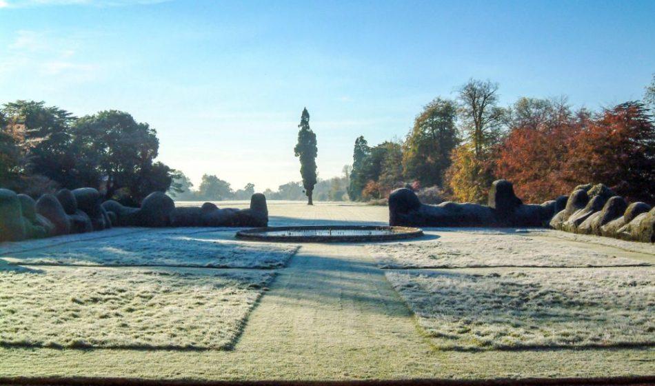 Broadlands Estate Hampshire - Formal South Garden