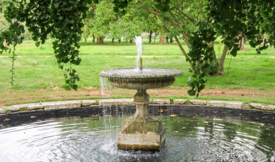 Broadlands Estate Hampshire - Fountain