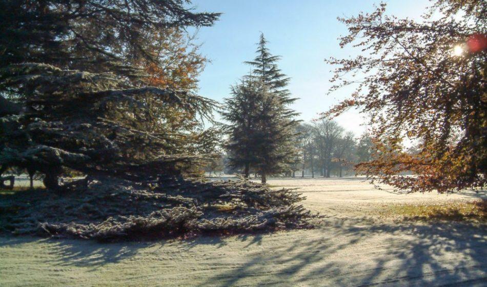 Broadlands Estate Hampshire - South Garden