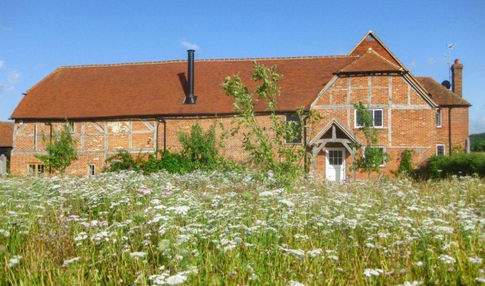 Farmhouse Hampshire - Wildflower Meadow
