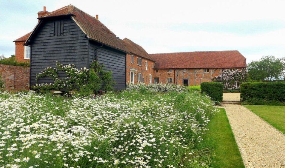 Farmhouse Hampshire - Wildflowers