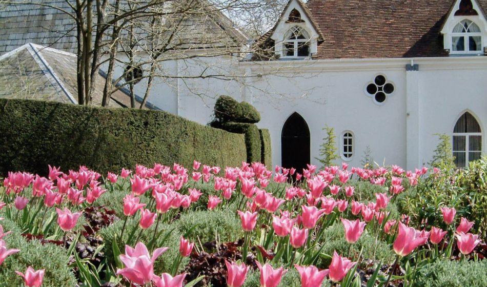 Houghton Lodge Hampshire - Landscape Design Project