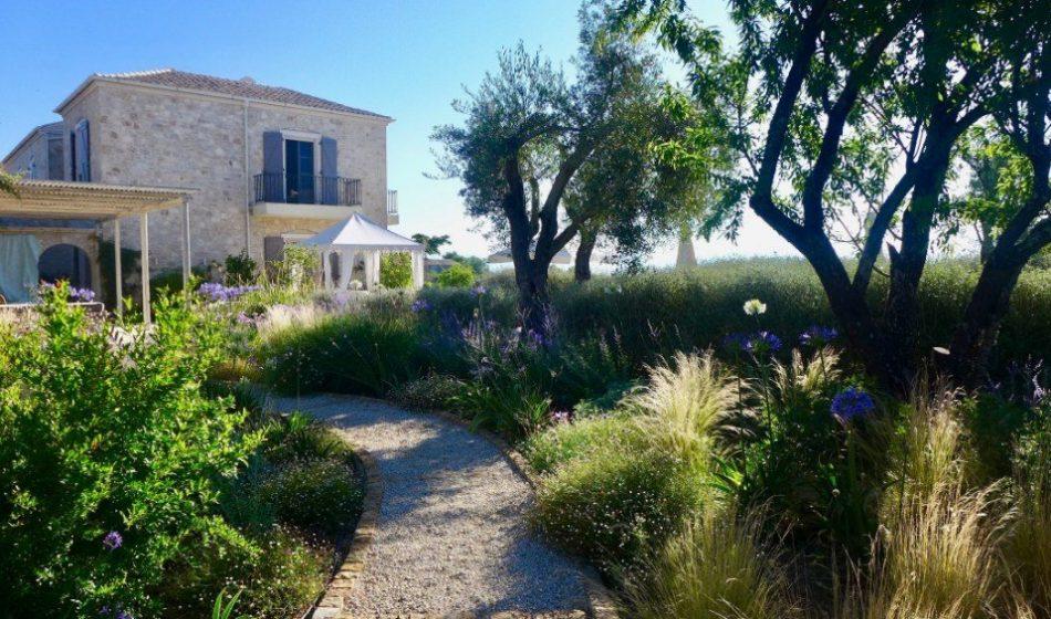 Koukos Country Villa, Corfu - Garden Path