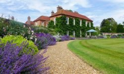 Manor House Hampshire Landscape Garden Design Project
