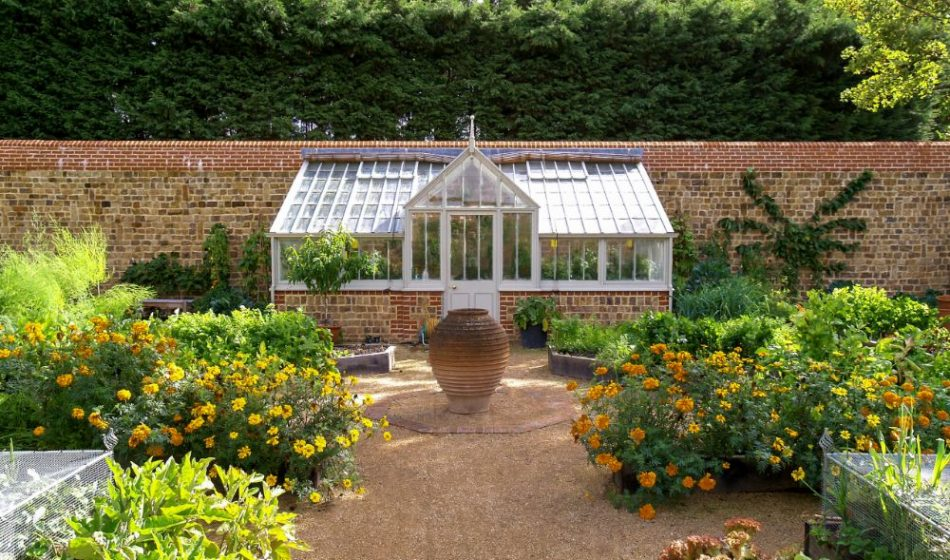 Mill House Surrey - Victorian Glasshouse