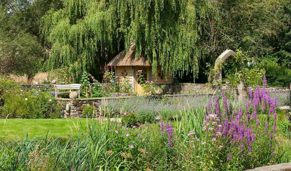 Mill House Surrey - Wooden Garden Hut