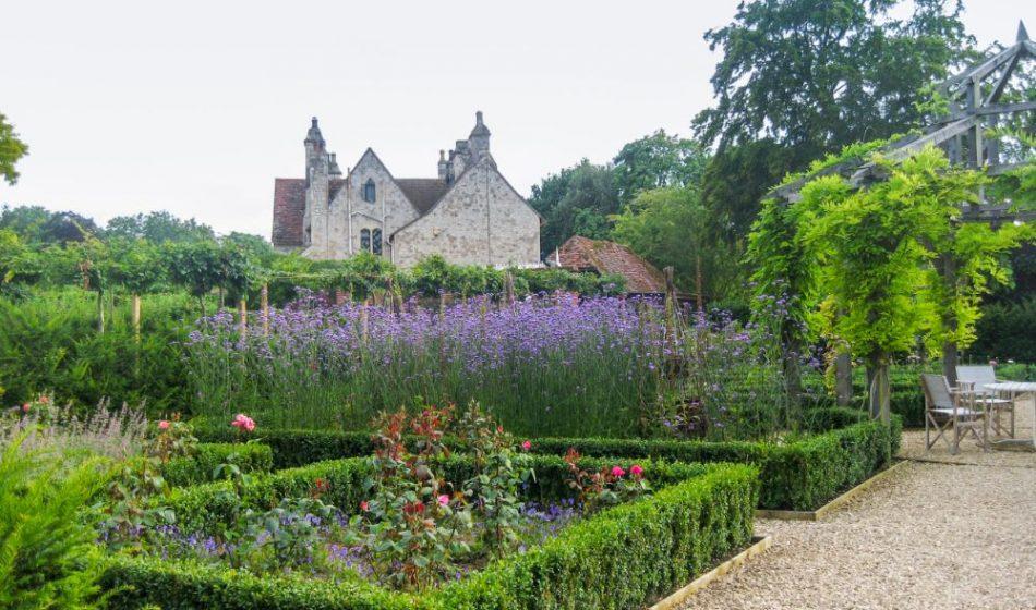 Old Rectory Berkshire - Vegetable Garden