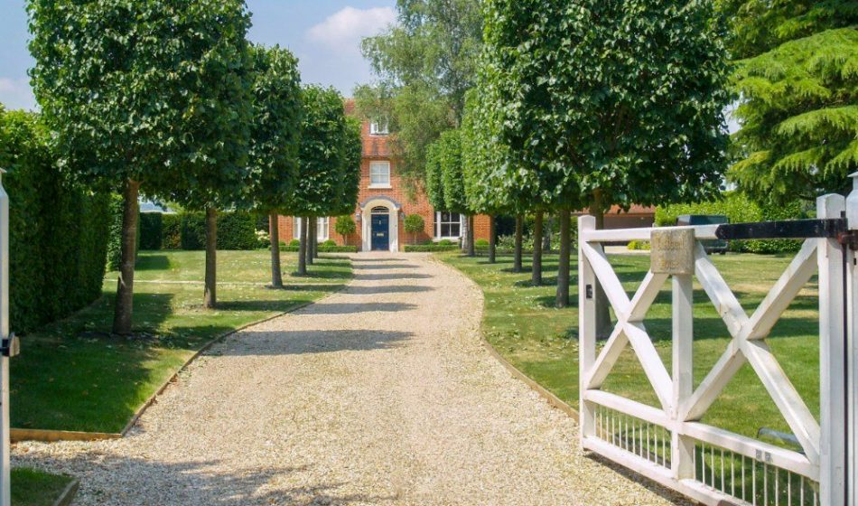 Victorian House, Hampshire - Driveway