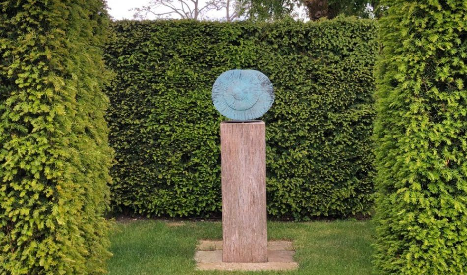 Victorian House, Hampshire - Garden Sculpture