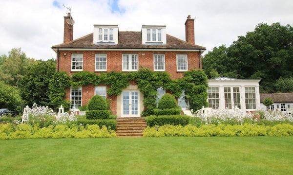 Large Garden Design Ideas