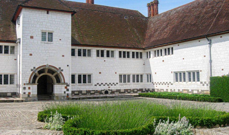 Marsh Court Hampshire - Main Entrance