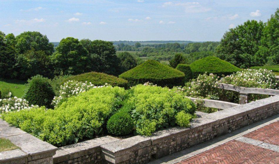 Marsh Court Hampshire - Terraces