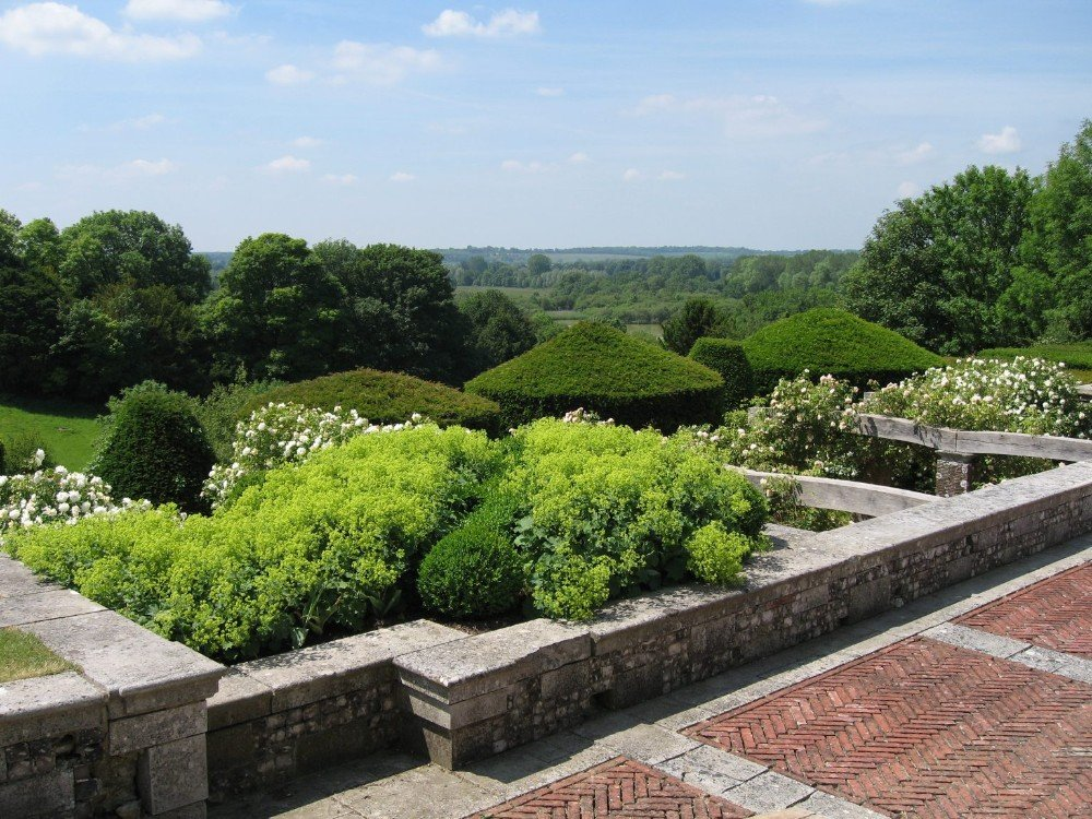 Borrowed Hillside View