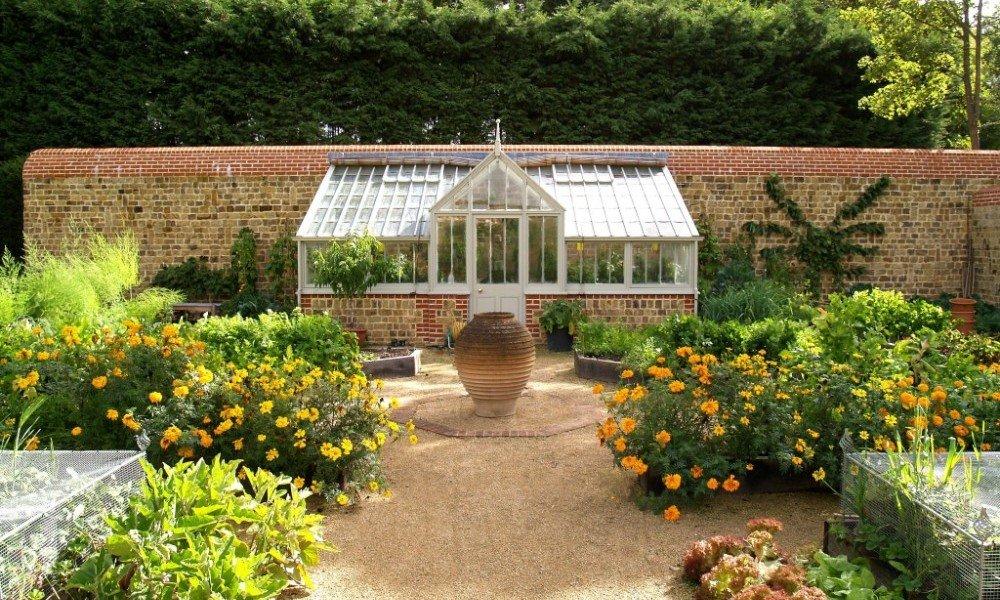 Garden Building - Victorian Glasshouse