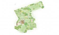Berkshire Farmhouse Landscape Design Project