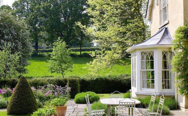 Designing a Garden Terrace